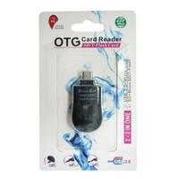 Карт-ридер для Android, microUSB, microSD/SD, USB