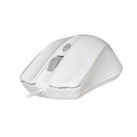 Мышь проводная, Smart Buy 352 SBM-352-WK, оптическая, 3кн, белый