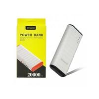Портативный аккумулятор PowerBank 20000mAh, Demaco DKK-23