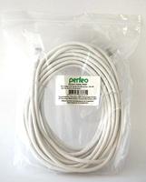 Патчкорд / сетевой кабель UTP CAT5 10м Perfeo