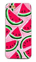 Чехол-накладка на Apple iPhone 5/5S, пластик, fruit 3