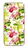 Чехол-накладка на Apple iPhone 5/5S, пластик, flowers 6