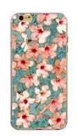 Чехол-накладка на Apple iPhone 5/5S, пластик, flowers 9