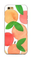 Чехол-накладка на Apple iPhone 5/5S, пластик, flowers 10