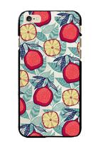 Чехол-накладка на Apple iPhone 5/5S, пластик, flowers 11