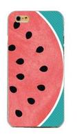 Чехол-накладка на Apple iPhone 6/6S, пластик, fruit 3