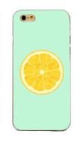 Чехол-накладка на Apple iPhone 6/6S, пластик, fruit 6