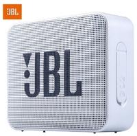 Портативная колонка, JBL GO 2, Bluetooth, AUX, 3Вт, 730 mAh, IP65, серый