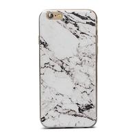 Чехол-накладка на Apple iPhone 7/8, силикон, камень, белый