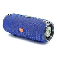Портативная колонка, Орбита OT-SPB23, Bluetooth, USB, FM, AUX, TF, 2*5 Вт, 1200mAh, powerbank, синий