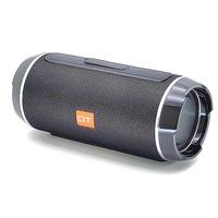 Портативная колонка, Орбита OT-SPB56, Bluetooth, USB, FM, AUX, TF, 2*5 Вт, 1200mAh, черный