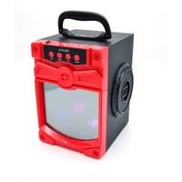 Портативная колонка, Орбита KTS-953, Bluetooth, USB, FM, AUX, microSD, 10W, микрофон