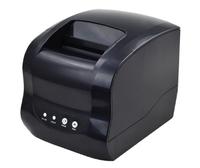 Термопринтер этикеток Xprinter 365B, 16-80 мм., черный