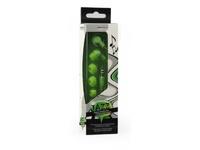 Наушники Smart Buy JAZZ, вакуумные, 1.2 м. зеленый (SBE-720)