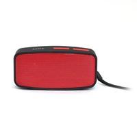 Портативная колонка, Active N10, Bluetooth, USB, FM, AUX, microSD, красный