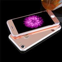 Цветное защитное стекло для Apple iPhone 7/8/SE2 комплект, розовый