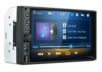 Автомагнитола RM-CW7071M, 2DIN, Bluetooth, FM, USB, TF, AUX, камера(опц.), пульт