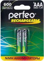 Аккумулятор AAA Perfeo 600 mAh Ni-Mh