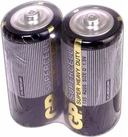 Элемент питания R20 GP, солевая