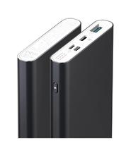 Портативный аккумулятор 10000mAh, Romoss RT10+, 1xUSB(mUSB, Lighthing, TypeC), QC3.0