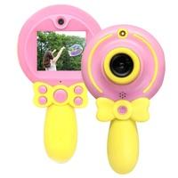 Детский фотоаппарат, 3641, 3MP, mSD, 2 камеры, аккум, вспышка