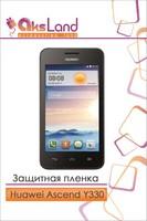 Защитная пленка на дисплей Huawei Y330