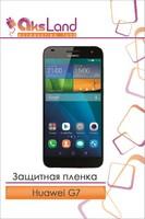 Защитная пленка на дисплей Huawei G7
