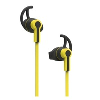 Наушники Smart Buy RIDER, вакуумные, внутриканальные, с упорами, 1.2 м, черно-желтые (SBE-2095)