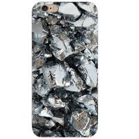 Чехол-накладка на Apple iPhone 7/8 Plus, силикон, под камень, №1