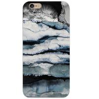 Чехол-накладка на Apple iPhone 7/8 Plus, силикон, под камень, №2