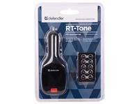 FM-модулятор, Defender, Bluetooth, USB/microSD, пульт