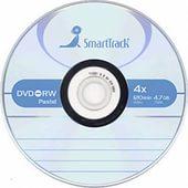 Диск DVD+RW, 4,7Gb