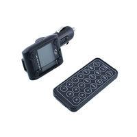 FM-модулятор, Carmp3 ST702D, microSD, USB, пульт