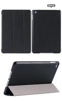 Чехол Smart-cover для Apple iPad mini 4, полиуретан, черный