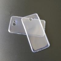 Чехол-накладка на Samsung J5 Prime силикон, ультратонкий, прозрачный
