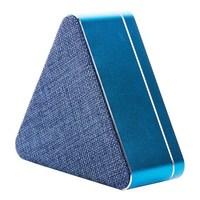 Портативная колонка, S81, Bluetooth, mSD, FM, синий
