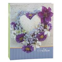 Фотоальбом 10x15, 200 шт, Цветы (IA-200 PP-(157))
