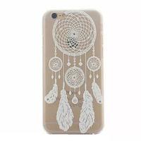 Чехол-накладка на Apple iPhone 6/6S Plus, пластик, узор 1