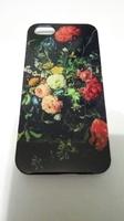 Чехол-накладка на Apple iPhone 5/5S, пластик, flowers 1