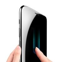 Защитное стекло для Apple iPhone XS Max 4D, на дисплей, прозрачный
