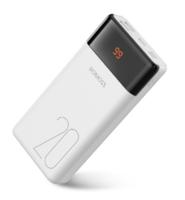 Портативный аккумулятор PowerBank 20000mAh, Romoss LT20PS, 2xUSB(mUSB, Lighthing, TypeC), LCD