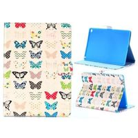 Чехол Smart-cover для Apple Ipad Air 2, полиуретан, Butterflies