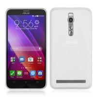 Чехол-накладка для Asus Zenfone 2 5.5'' (ZE550ML/ZE551ML) силикон, белый