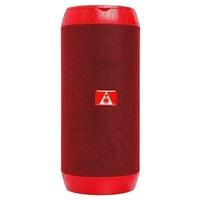 Портативная колонка, Q160, Bluetooth, USB, mSD, AUX, FM, красный