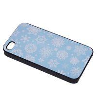 Чехол-накладка на Apple iPhone 6/6S, пластик, snow