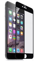 Защитное стекло Apple iPhone 6/6S Plus на дисплей, 4D, черный