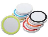 Беспроводное зарядное устройство, JoyRoom, круглое, бело-зеленый