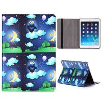 Чехол Smart-cover для Apple iPad Air, полиуретан, dream owl