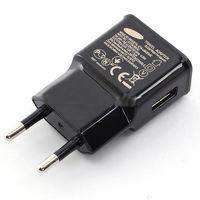 Сетевое зарядное устройство USB, Noname, 2А, 1xUSB, черный