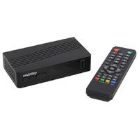 ТВ ресивер, цифровой DVB-T2, Smart Buy SB-STB-T2-GX3235, HD плеер